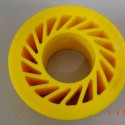 Soft Touch Wheel