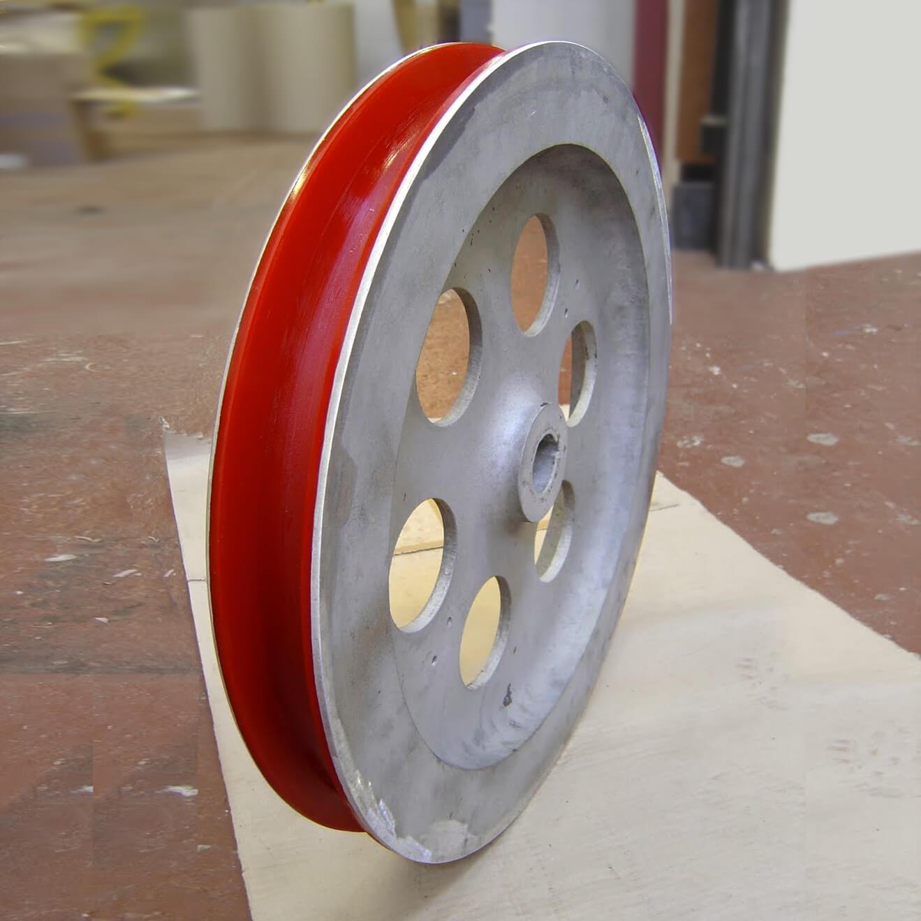 Cable Sheath Wheel