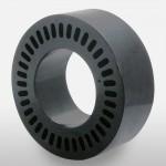 Polyurethane soft touch wheel
