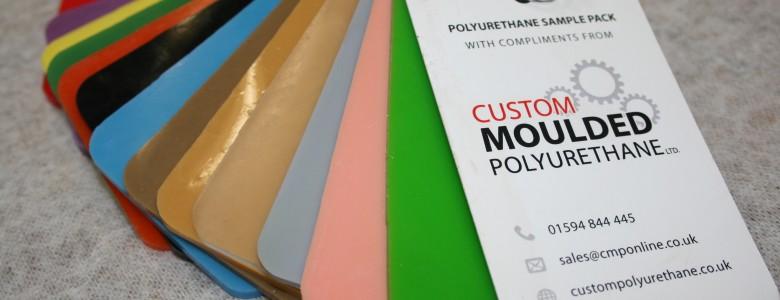 Custom Moulded Polyurethane LTD branding
