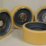 Polyurethane Re-covered Rollers
