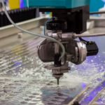 Our water jet cutting service